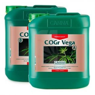 C.COGR VEGA  A+B de 5 Litros CANNA