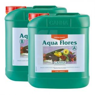 AQUA FLORES A+B 5 L CANNA