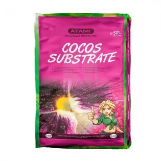 Cocos Substrate 50 Litros. B'Cuzz