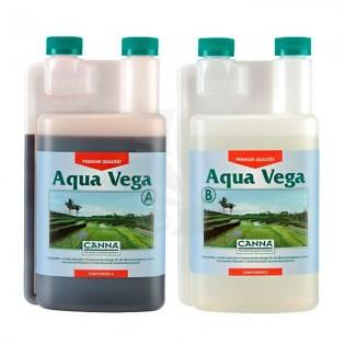 AQUA VEGA A+B 1 Litro CANNA