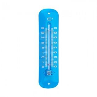 Termometro metálico 190x48 mm.