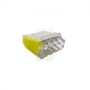 Conector Rapido 4 vias 450V 24A Envasado