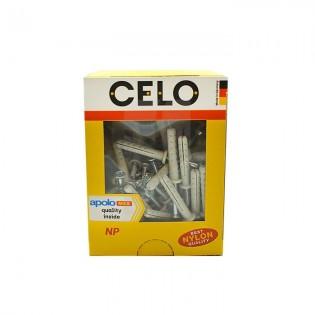 Caja 100U. Taco golpe c/ Valona 6x35