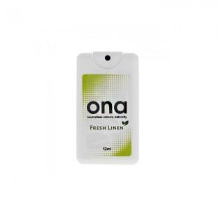 ONA Spray Card 12 ml. Fresh Linen