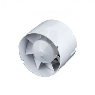 EXTRACTOR EN LINEA 125 (245 M3/H) TUBO