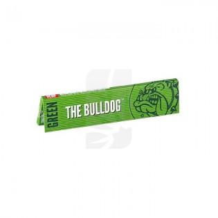Bulldog Paper K.S. Slim Green Hemp