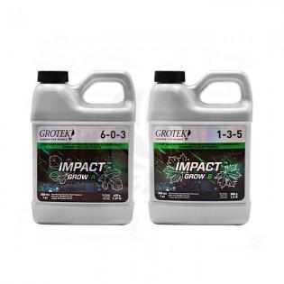 Impact Grow A+B 500 ml. Grotek