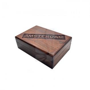 Caja madera Amsterdam grande