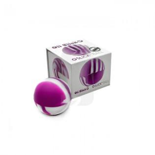 Oil Slick Ball 5.1 cm. Bote de silicona