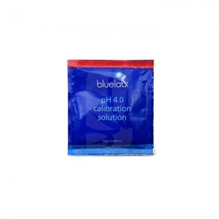SOLUCION CALIBRACION PH 4.0 20 ml. BLUELAB