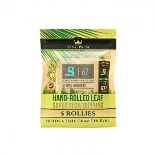 KING PALM ROLLIES 5 PACK POUCH / Boveda