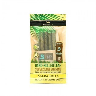 KING PALM SLIM 5 PACK POUCH / Boveda