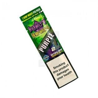 Blunt Juicy Hemp Wraps Purple 1u.
