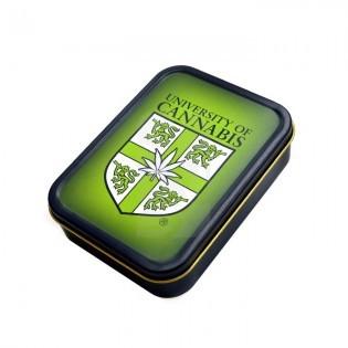 Caja Cuadrada 8 x 11 Univ. of Cannabis