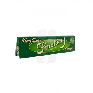 Papel fumar Smoking Green K.S.
