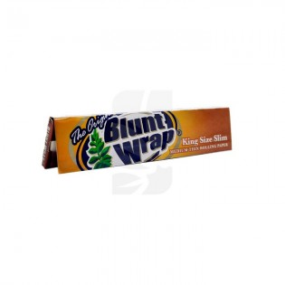 Papel fumar Blunt Wrap Gold King Size Slim