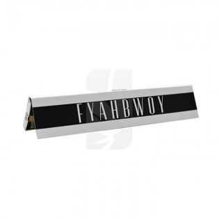 Papel K-Size XXL FyahBwoy 32 hojas