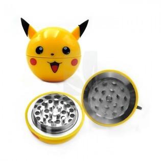 Grinder Pikachu 3 partes 53mm.
