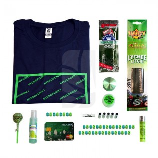 PACK HYDROPONICS BLUE WITH GREEN