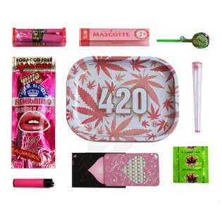 Pack 420 Pink