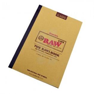 RAW Filtros en libro. RAWbook