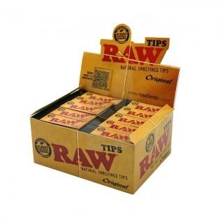 Raw Tips Classic Caja 50 ud.