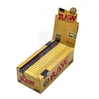 RAW Single Wide Classic CAJA (50 ud.)