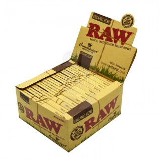 RAW Connoisseur K.S. Org. CAJA