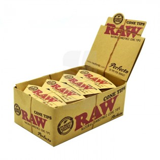 Raw Tips Cone Perfecto Caja 24ud