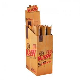 RAW Cono 5 Stage Rawket CAJA