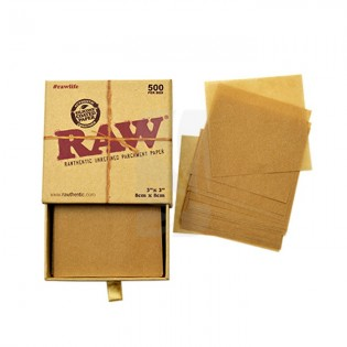 Raw Parchment caja 500ud