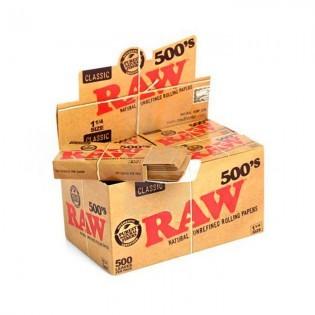RAW 500 Papel 1/4 CAJA