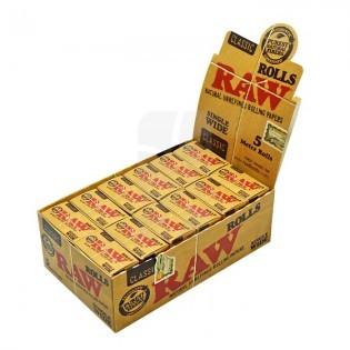 Raw Rollo Single Wide Classic CAJA