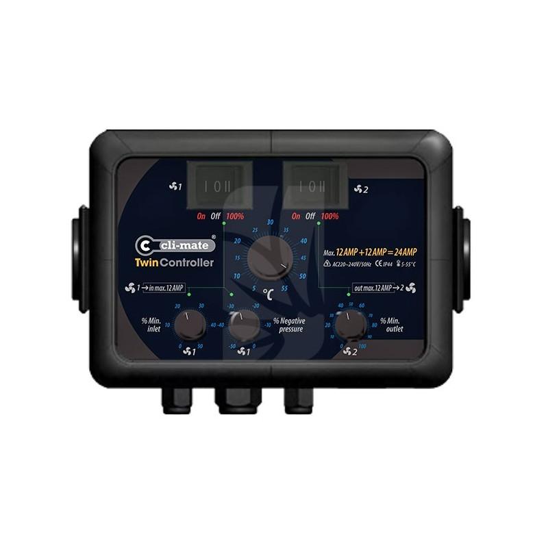 TWIN CONTROLLER 24A CLI-MATE
