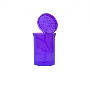 Contenedor Pop Top Purple 120 ml.