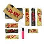 Pack Caja Metálica RAW