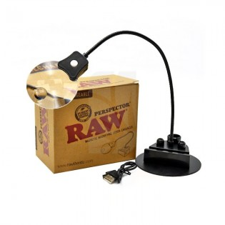RAW Perspecto. Lupa con led