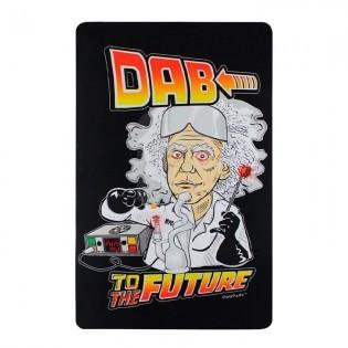 DabPadz Dab Mat 10x16. Dab to the Future
