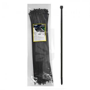 Bridas Negras 380x4.8 mm. 100 unidades
