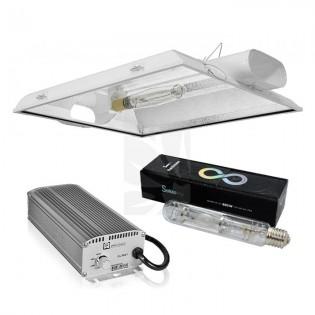 Kit Electronico 600 W Vanguard (3100 k) Parxtreme Lowpro XXXL