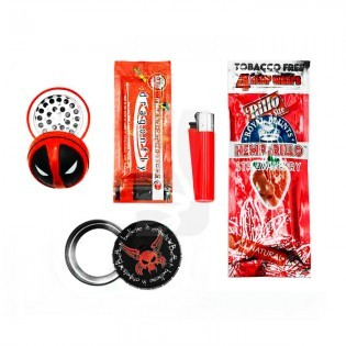 Pack Dead Pool Red
