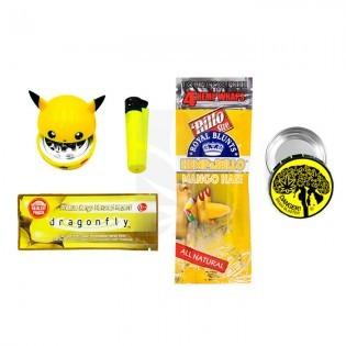 Pack Pika Yellow