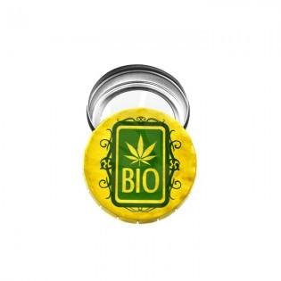 Caja redonda 5.5 cm. Organic Product Bio