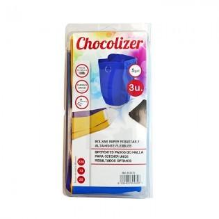 CHOCOLIZER 5g 3 BOLSAS (25'-73'-220')
