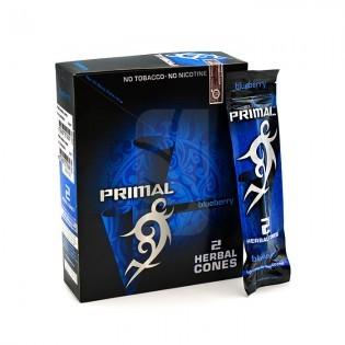 Blunt Primal Herbal Cones Blueberry CAJA 15u.