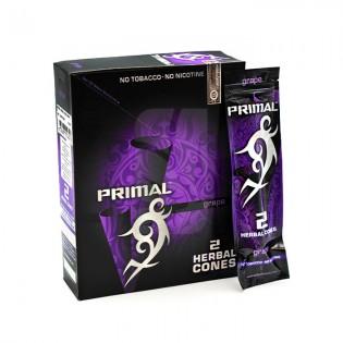 Blunt Primal Herbal Cones Grape CAJA 15u.