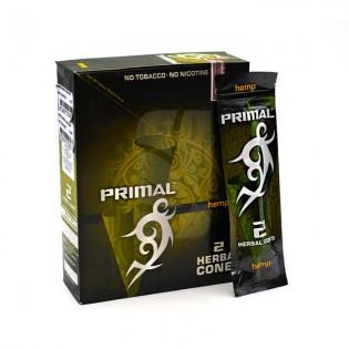 Blunt Primal Herbal Cones Hemp CAJA 15u.