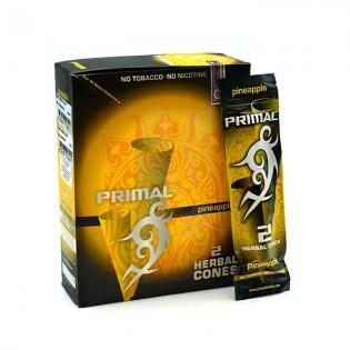 Blunt Primal Herbal Cones Pineapple CAJA 15u.