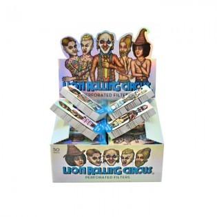 Caja Filtro Silver Lion Rolling Circus