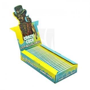 Caja Papel Flavours 1.25 Coco Crazy LRC